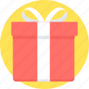 gift, shopping icon