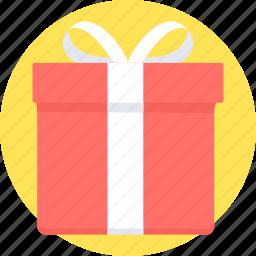 gift, shopping icon