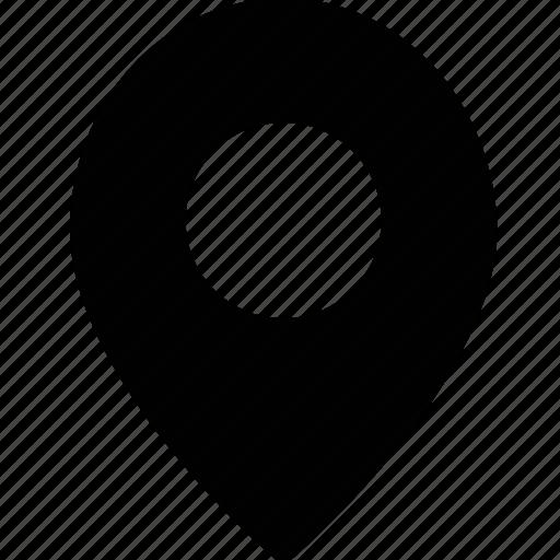address, geo, geo location, location, map, marker, standart icon