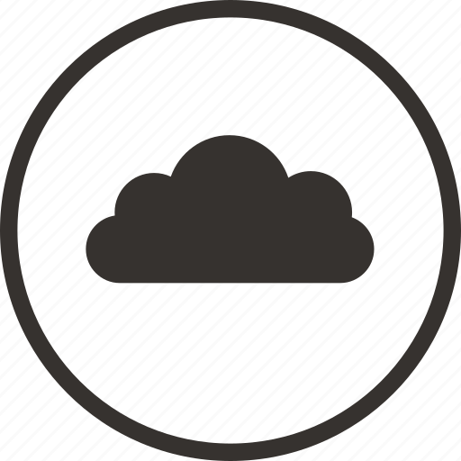 cloud, cloudy, data, info, share, weather icon icon