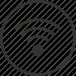 internet, signals, wifi, wifi internet, wifi signals icon