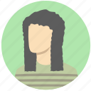 3d, avatar, man icon