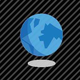 earth, global, globe, international, network, world icon