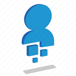 company, employee, guest, member, people, person, team icon