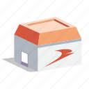 cargo, depot, storage, store, warehouse icon