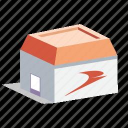 cargo, depot, storage, store, warehouse icon