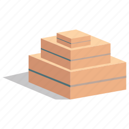 box, boxes, cargo, gift, order, pack icon