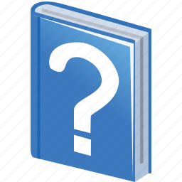 book, bookmark, education, faq, help, help book, info, information, instruct, instruction, knowledge, learn, mark, query, question, reading, school, study, support icon