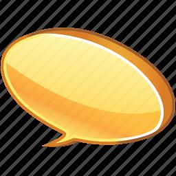 about, bubble, bulb, chat, comment, comments, communication, hint, idea, info, information, message, speech, talk, tip icon