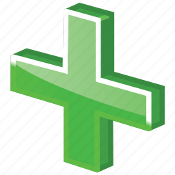 add, ambulance, care, create, cross, equipment, expand, green, green cross, health, help, hospital, make, meanicons, medical, medicine, new, ok, pharmacy, plus icon