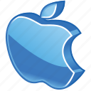 apple, apple logo, logo icon