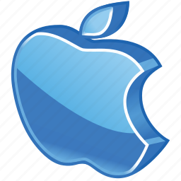 apple, apple logo, logo icon