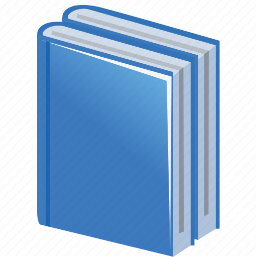 books, documents, education, folders, learning, library, school, study icon