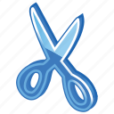 cut, edit, scissor, scissors, tool, tools icon