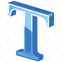 text, letter t, letter, textual