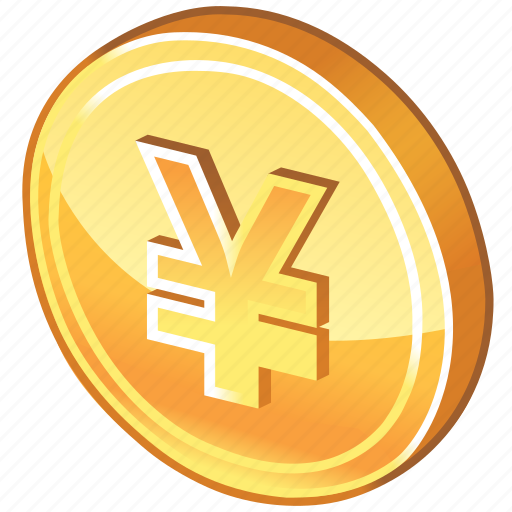 buy, cash, coin, currency, japan, japanese, money, payment, yen, yen coin icon