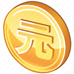 cash, china, chinese, coin, currency, money, payment, yuan icon