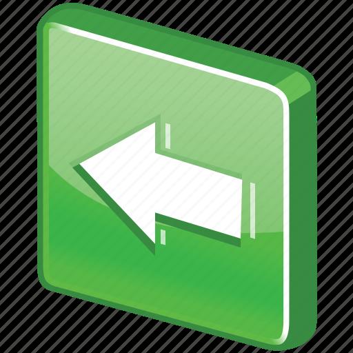 arrow, back, before, glossy, go, left, next, prev, previous icon