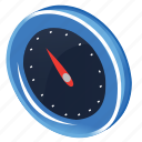 dashboard, gauge, measure, meter, ruler, speed, units, widget, widgets icon