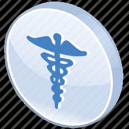care, doctor, health, healthcare, hospital, insurance, medic, medical, medical troops, medicine, nurse, snake icon