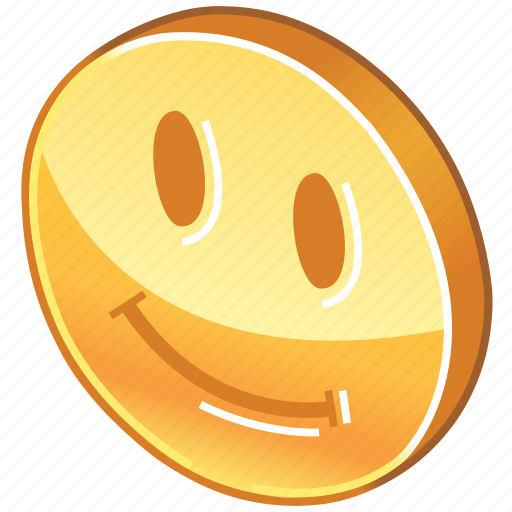 emoticon, emotion, face, happy, luck, lucky, smile, smiley icon