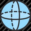 shape, isometric, sphere, circle, object