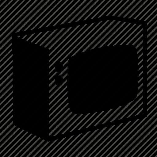 movie, series, sitcom, tv, video, youtube icon