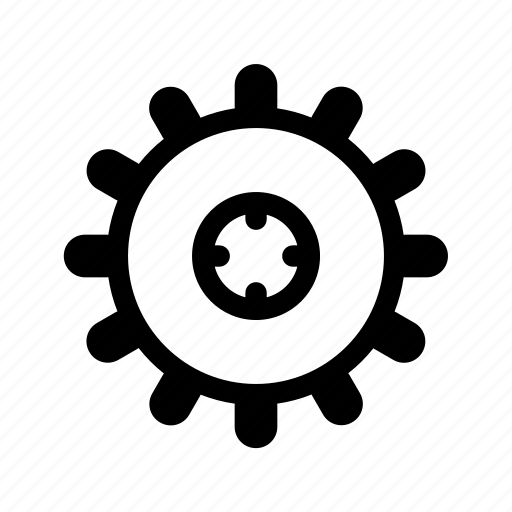 option, print 3d, sprocketwheel, tool, wheel icon
