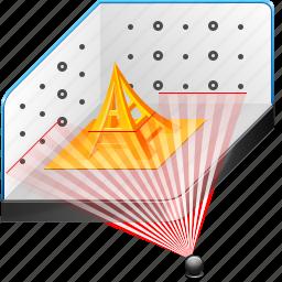 3d scan, 3dscanning, additive technology, laser scanner, model, modeling, scanning icon