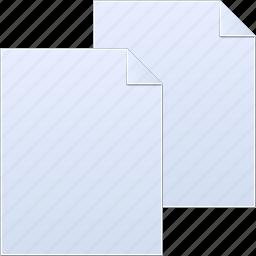 clipboard, clone, copy, documents, duplicate, paste, reports icon