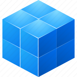 archive, building, construction, cube, data, database, product icon