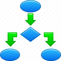 analytics, charts, diagram, flow chart, graph, optimization, process icon