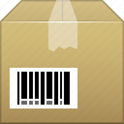 closed box, container, goods, product, storage, transportation, warehouse icon