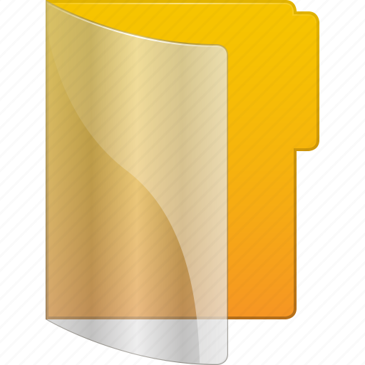 archive, directory, document, file, folder, library, transparent icon
