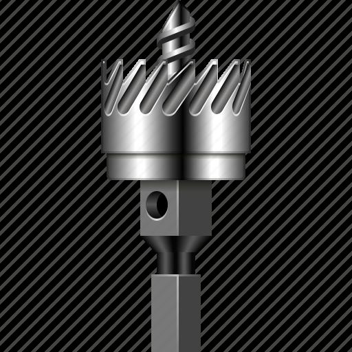 cap, cut, cutter, cutting tool, frese head, machine, machinery icon
