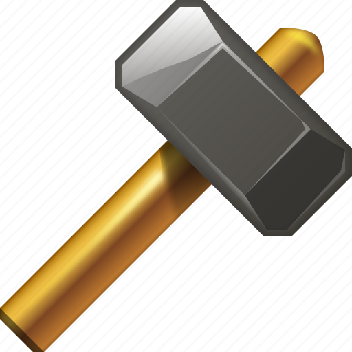 build, building tools, hammer, job, repair, tool, work icon