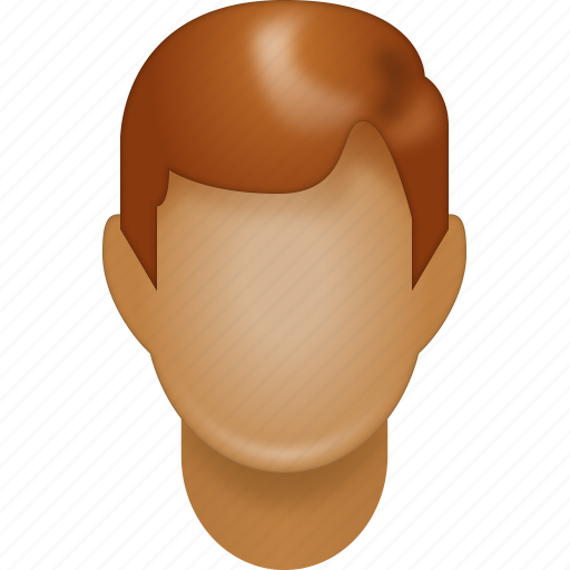 face, head, human, mind, person, profile, think icon