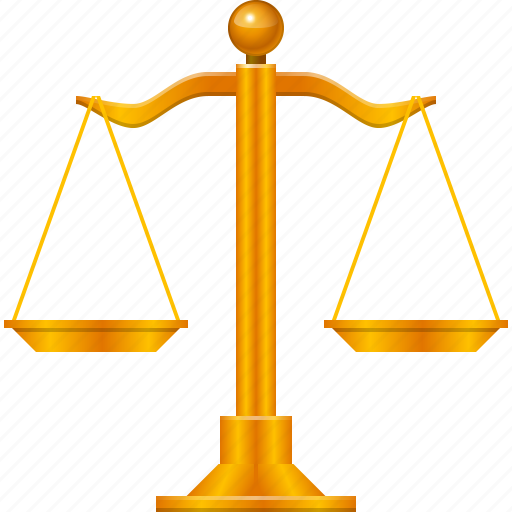 Balance, law, lawyer, legal, scale, scales, weight icon ...