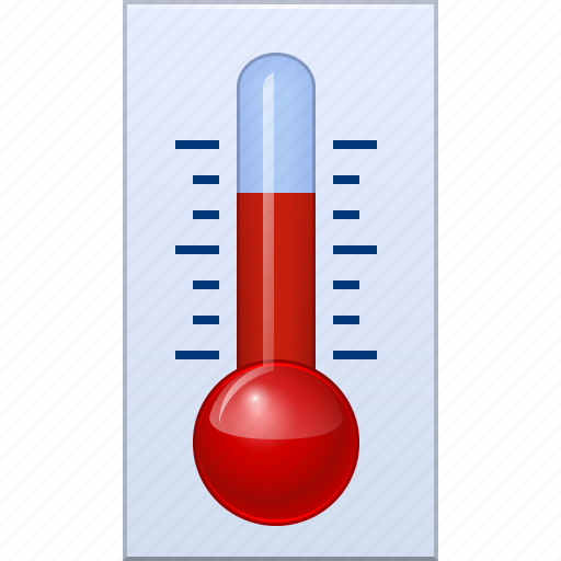 Temperature, thermometer, weather, climate, equipment, measurement, meteorology icon - Download on Iconfinder