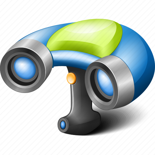 3d, camera, device, scanner icon