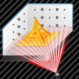 3d, 3d scanning, scan, scanner, scanning icon