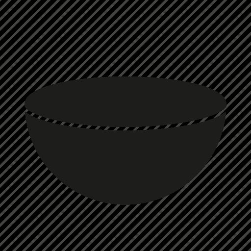figure, geometry, half sphere, shape, solid figure, three-dimensional figure icon