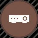 cinema, movie, multimedia, presentation, projector icon