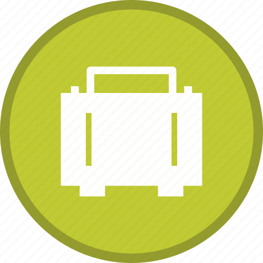 bag, briefcase, luggage, office, suitcase, travel icon
