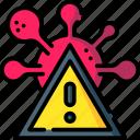 attention, warning, error, alert, virus, problem, caution
