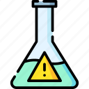 laboratory, lab, flask, test, science