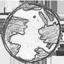 browser, earth, global, globe, international, internet, map, planet, world icon