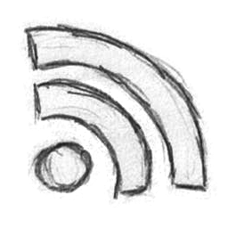 rss, signal icon
