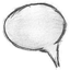 chat, comment, speech bubble, talk icon