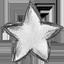 rank, star icon